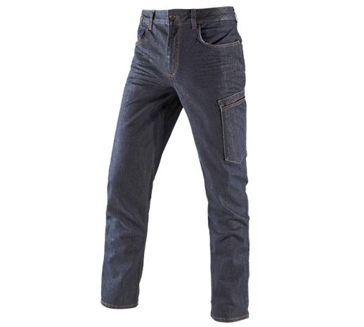 e.s. jeans hlače s 7 žepi