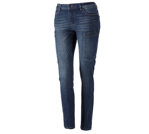e.s. Ženske jeans hlače s 7 žepi