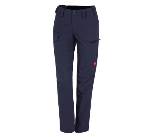 "e.s. Ženske poklicne hlače ""pocket"""