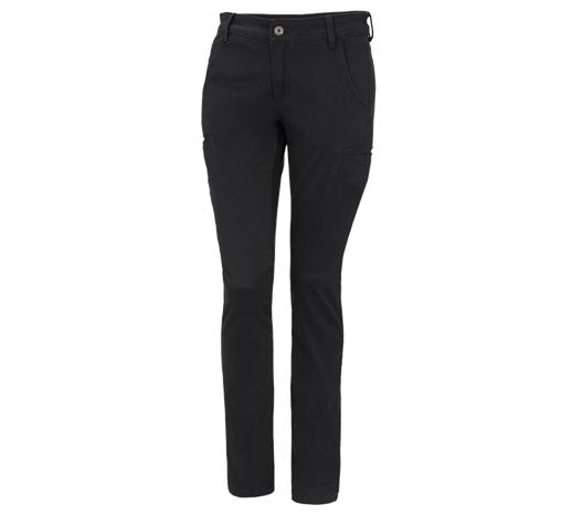 e.s. Ženske poklicne hlače Chino