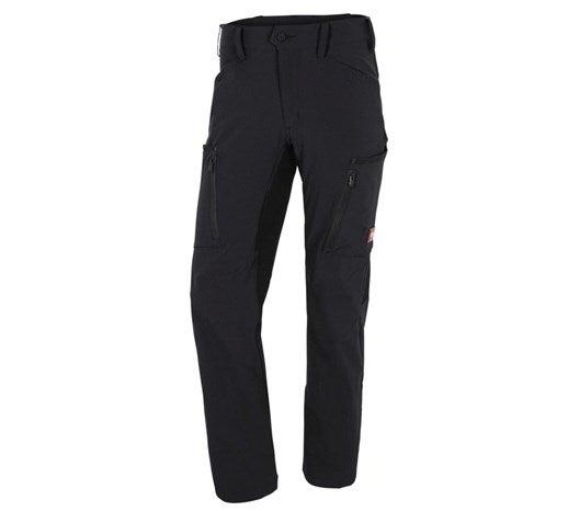 Zimske raztegljive kargo hlače e.s.vision stretch
