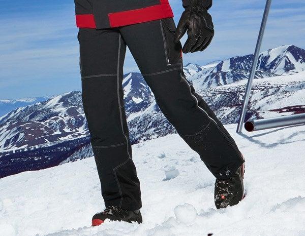 Funkcijske hlače snow e.s.dynashield črna,1.png | 46,za običajne postave