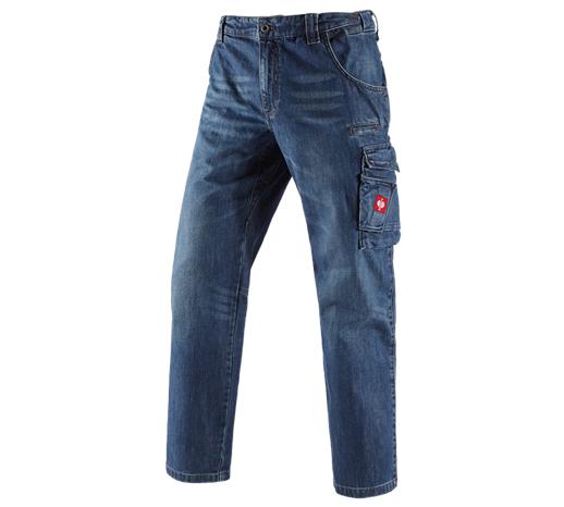 e.s. delovne jeans hlače