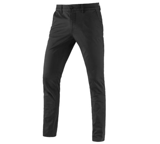 e.s. poklicne hlače s 5 žepi Chino