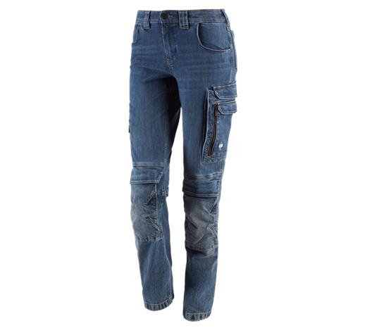 Ženske kargo delovne jeans hlače e.s.concrete