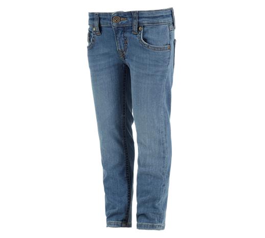 e.s. Raztegljive jeans hlače s 5 žepi, otr.