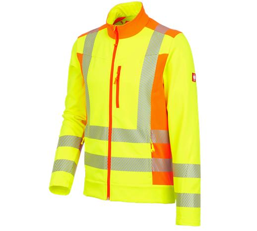 Zaščitna jakna Softshell softlight e.s.motion 2020