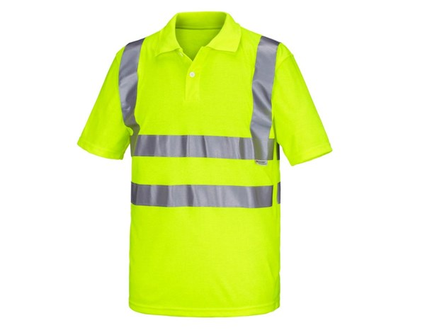 Opozorilna začitna polo majica