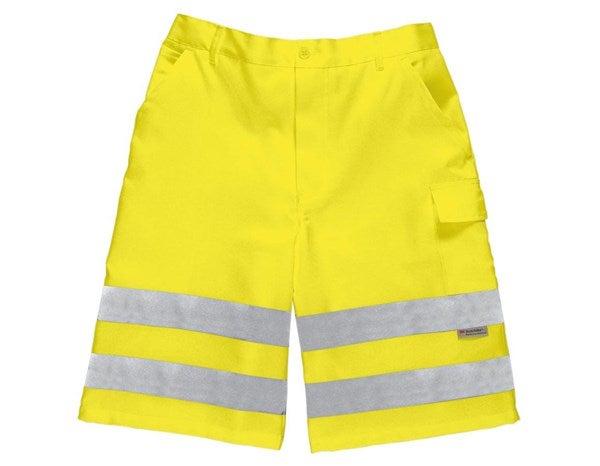 Opozorilne zaščitne kratke hlače