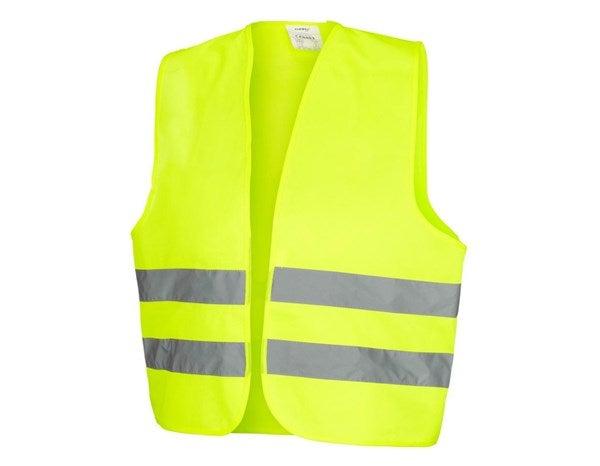 STONEKIT Opozorilni varnostni brezrokavnik Basic