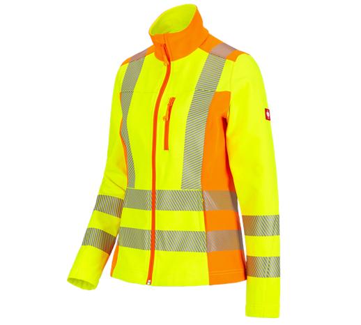 Ženska zaščitna jakna Softsh.softl. e.s.motion2020