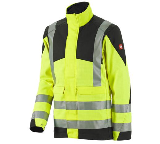 e.s. poklicna jakna multinorm high-vis