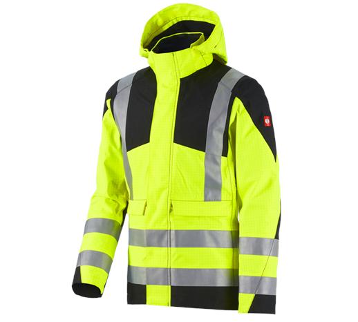 e.s. vremenska zaščitna jakna multinorm high-vis