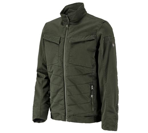 Celosezonska jakna s krojenim pasom e.s.motion ten