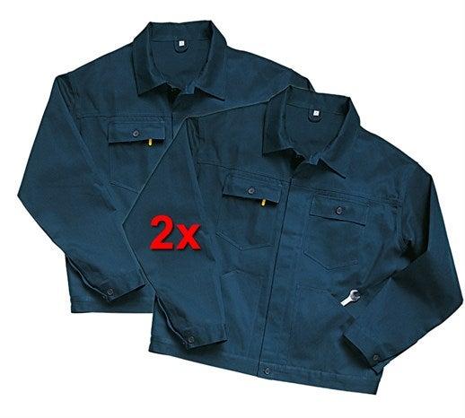 Poklicna jakna Basic, dvojno pakiranje