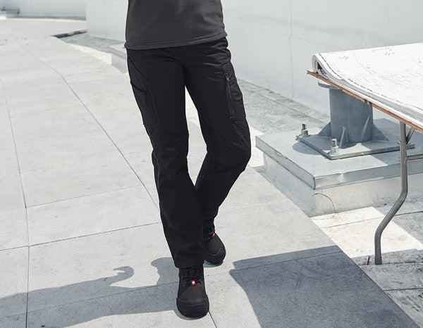 Ženske hlače e.s.vision črna,1.png | 32N,za normalne postave