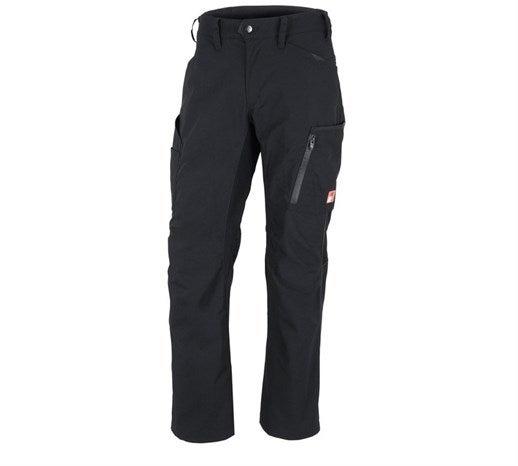 Zimske hlače s krojenim pasom e.s.vision črna,1.png | 44,za običajne postave