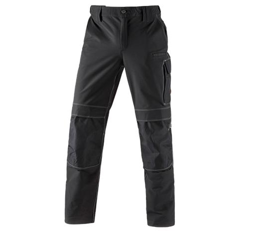 Zimske funk. hlače s krojenim pasom e.s.dynashield