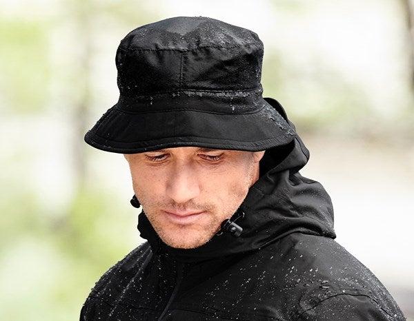 Funkcijski klobuk črna,1.png   S/M,normal