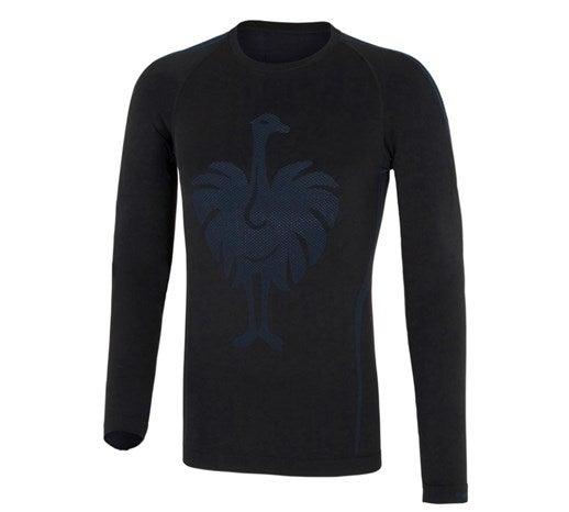 """e.s. Majica z dolgimi rokavi """"seamless"""" - topla"""