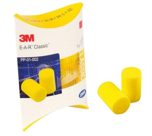 "Zaščitni ušesni čepki ""CLASSIC II"""