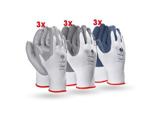 Test-Set: Handschuhe recycled, 9 Paar