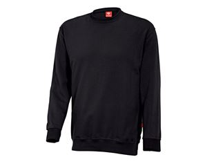e.s. Sweatshirt poly cotton
