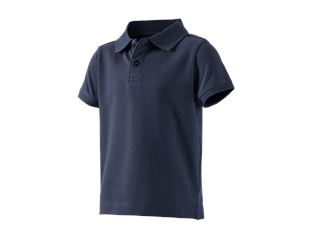 e.s. Polo-Shirt cotton stretch, Kinder
