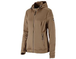 Stunt'n'Media Waffle Fleece Jacket, Ladies'