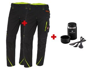 SET: Bundhose + Winter Bundhose e.s.motion 2020