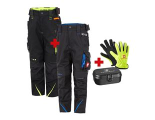 SET: 2x Kinder Bundhose e.s. motion 2020