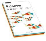 Farbiges Kopierpapier Rainbow 80, Intensiv