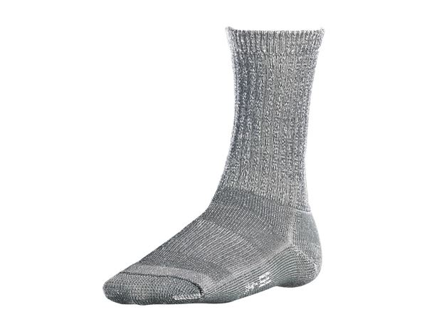 Socken | Strümpfe: e.s.Merinosocken Nature warm/high + titan melange