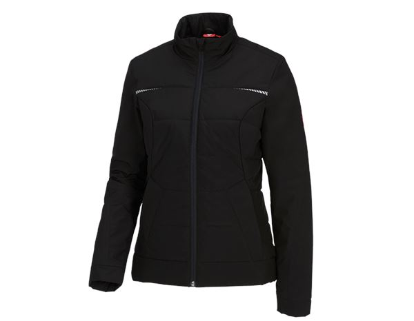 Jacken / Westen: Windbreaker e.s.motion denim, Damen + schwarz