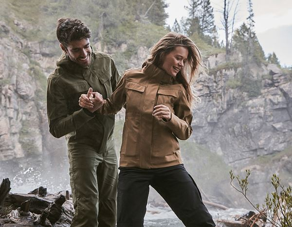 Damen: Stunt'n'Media Utility Waterproof Jacket, Ladies' + camel 1