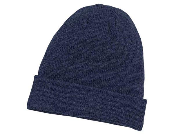 Mütze Thinsulate marine Bekleidung & Schutzausrüstung
